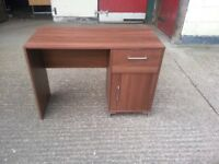 Computer Desk Workstation Smart Chrome Legs Delivery Available