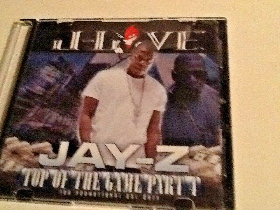J-love Jay-Z Top Of The Game Vol 4 Limited Release Cd  - $8.99