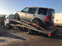 Recovery Service Auction collect Delivery Cars UK