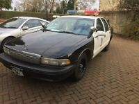 1996 Chevrolet Caprice LAPD Police Car FOR SALE