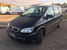 **FULL HISTORY** 2004 VAUXHALL ZAFIRA 2.0 DTi SRi 5 DOOR 7 SEATER MPV **LONG MOT+AMAZING DRIVE**