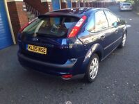 FORD FOCUS 1.6 petrol manual MOT 04/2017 READY TO DRIVE cheap to run 50 mile galong