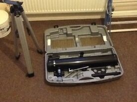For sale astral telescope good condition bought for grandson who users it once