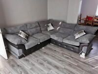 SUMMER SALE NEW LOGAN JUMBO CORD CORNER OR 3+2 SEATER SOFA SET AVAILABLE IN STOCK ORDER NOW