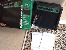 Stagg 10GA Guitar Amplifier 16W Two for sale, both had very little use and in good condition