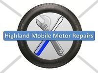 Mobile Mechanic Inverness and surrounding area