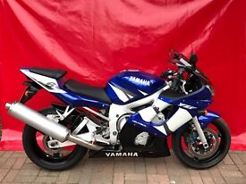 YAMAHA YZF-R6 R6 600CC SUPER SPORT SHOW ROOM CONDITION MINT* 575 MILES!! 5EB 5MT AS NEW!!!