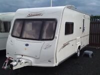 2006 Bailey senator vermont 2 berth end changing room