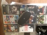 Psp logic tec with games