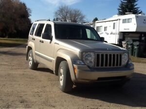 2010 Jeep Liberty North edition 4x4