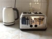 Logic Kettle and Toaster