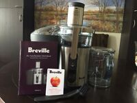 Brevelle Juice Fountain BJE51OXL - used couple of times