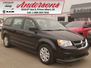 2016 Dodge Grand Caravan Canada Value Pakcage *Low KM*