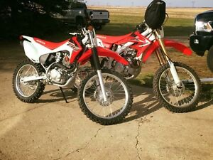 2 new dirtbikes for sale