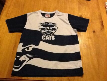 Geelong Cats T-Shirt Adamstown Newcastle Area Preview