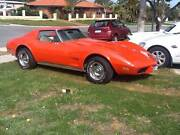 1976 Chevrolet Corvette Coupe Merriwa Wanneroo Area Preview