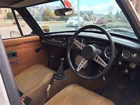 MGB GT 1971, rare model