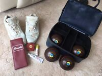 Everything for the lawn bowler