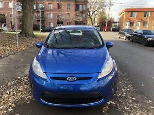 2011. Ford Fiesta, 1.6L