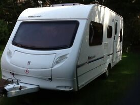 Swift 5 Berth Touring Caravan 2005