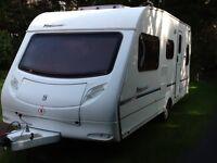 Swift 5 Berth Touring Caravan 2005