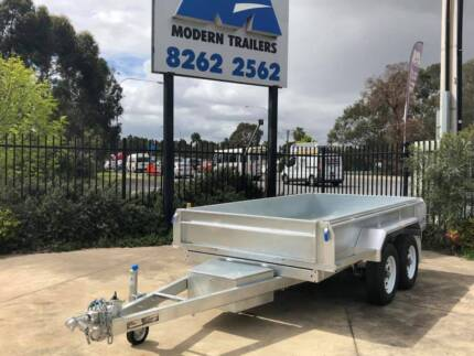 10x5 Heavy Duty Electric Galvanised Tipper Trailer Adelaide Region Preview