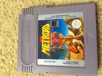 Gameboy Game - Metroid II (Metroid 2)