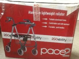 Pace2 Rollator