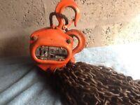 1T chain hoist