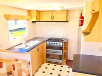 JAW DROPPING HOLIDAY HOME £6,995 - PERFECT STARTER HOME FOR FAMILIES - DIRECT BEACH ACCESS