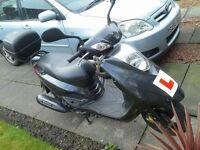125cc Yamaha Vity