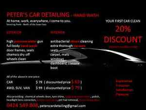 Peter's Car Detailing Perth Perth City Area Preview