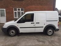 FORD TRANSIT CONNECT 57 PLATE VERY CLEAN VAN !! DRIVE LIKE NEW !! PX WELCOME !!