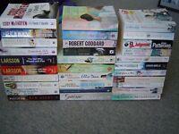 Job Lot of 30 Paperback Books - Novels - Fiction - Romance