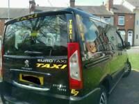Peugeot E7 TAXI (62) (SWB) CAB DIRECT