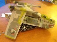 Star Wars clone trooper ship vintage