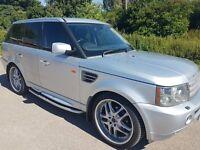 2007/56 Range Rover Sport 2.7 HSE TDV6
