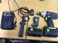 For sale festool drill pdc18/4 li 4,2