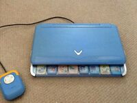 VTECH ACTIV8 kids notebook with adaptor and mouse