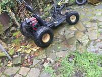 Mancho dingo 285cc buggy 5hp