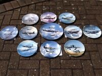 Battle of Britain collectors plates