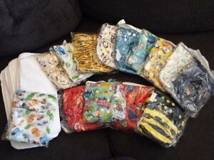 Cloth Diapers with 1pc Insert