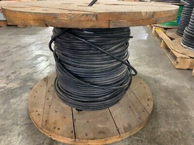 General Cable Company 10 Awg Stranded Copper Wiring Black 1 Ft. Thhn Or Mtw