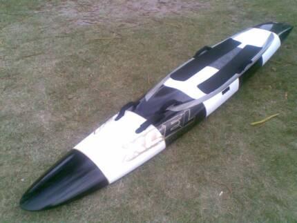 Racing Mal, Paddle board, (Similar to Kracka board) Miami Gold Coast South Preview