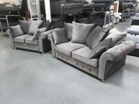 BRAND NEW ASHWIN CORNER OR 2+3 SOFA SET IS AVAILABLE ORDER NOW