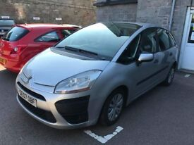 CITROEN C4 PICASSO 07' View today