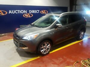 2014 Ford Escape Titanium NEW TIRES! PANO SUNROOF! LEATHER! AWD!