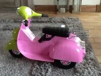 Generation dolls scooter