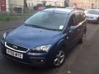 Ford Focus 1.6 auto estate blue , cheap auto
