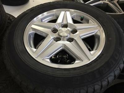 Chevrolet Impala Alloy Wheel and Tire